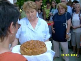 Kulinarische Genüsse auf der Dörferfahrt